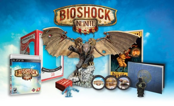 BioShock Infinite's Ultimate Songbird Edition
