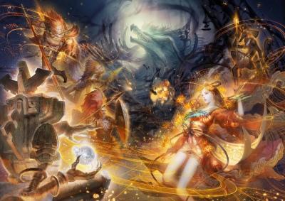 Destiny of Spirits for PS Vita